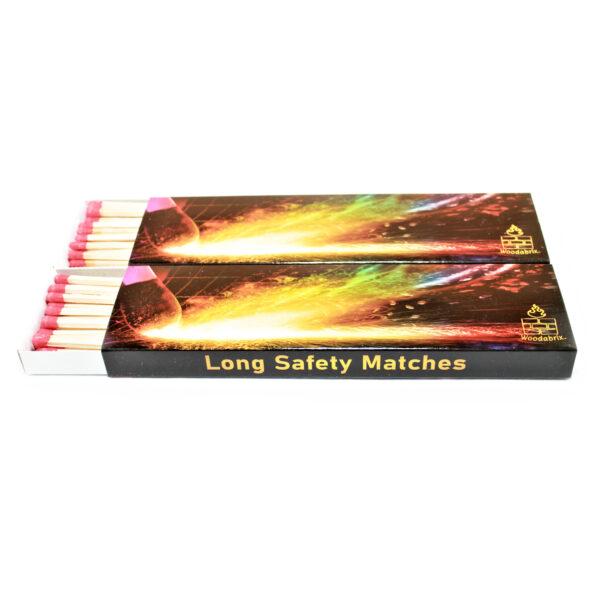 Woodabrix Long Safety Matches