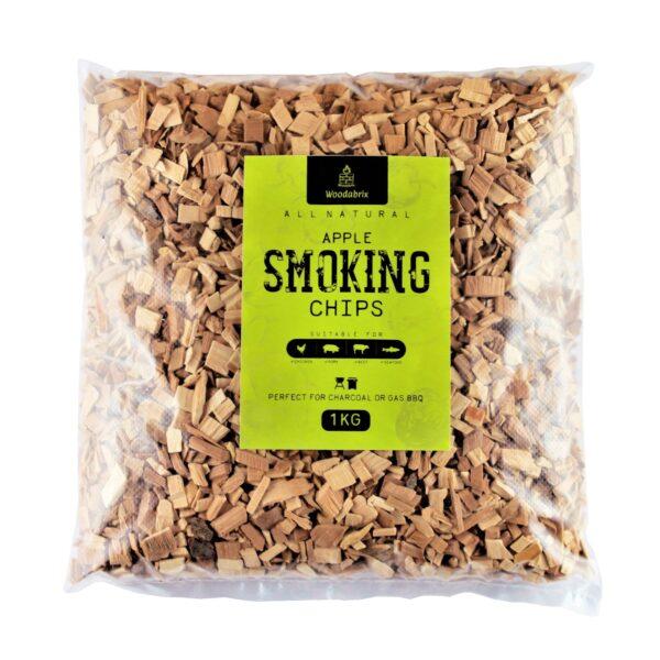 Woodabrix BBQ Wood Chips