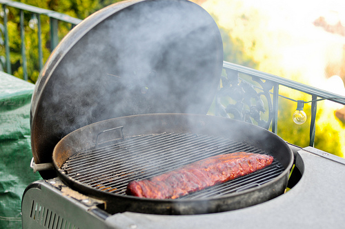 How To Smoke Meat In Your Charcoal BBQ